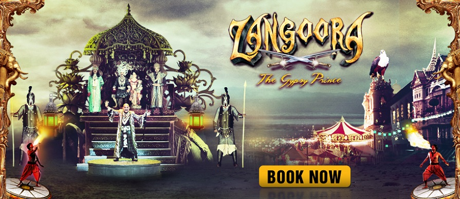 Kingdom of Dreams discount tickets